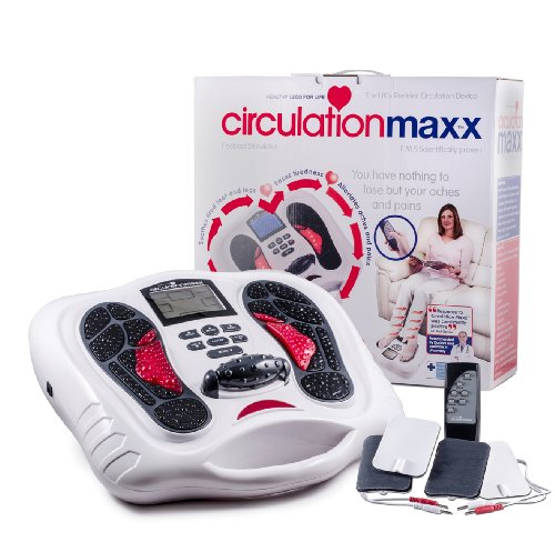 circulation-maxx-blood-booster-design-with-remote-control-and-infrared