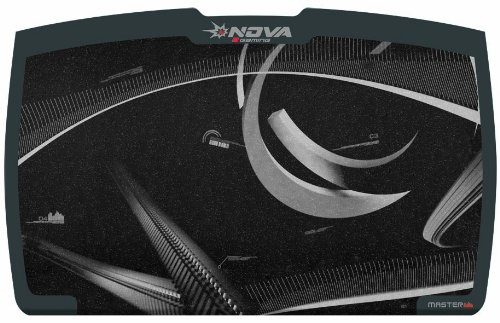 PC - Mousepad Master Silver Pro Gamer Pad