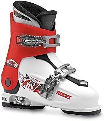 Roces Niños Idea Up 19.0–22.0Niños Botas de esquí de Ajustable