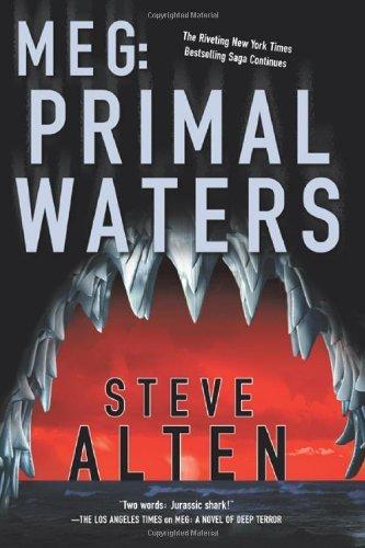 MEG: Primal Waters by Steve Alten (2004-07-16)