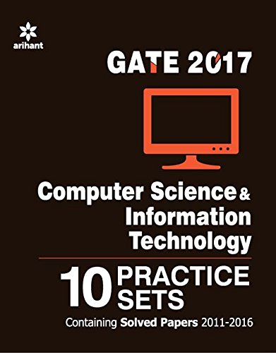 Practice Workbook - Computer Science & IT for GATE 2017
