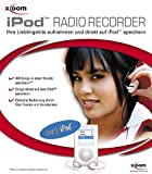 X-OOM iPod Radiorecorder
