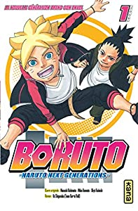 Boruto - Roman Edition simple Tome 1