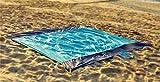218 x 210cm Lightweight Nylon Blanket Outdoor Licht Compact Picknickdecke