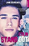 Stand out, tome 3 : Colin par Devreaux