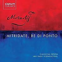 """Mitridate, re di Ponto, K. 87, Act III, Scene 11: """"Ah vieni, o dolce dell'amor mio"""" (Recitative)"""