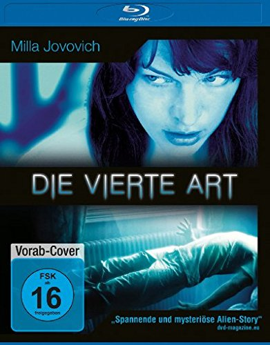 The Fourth Kind - Die vierte Art [Blu-ray]
