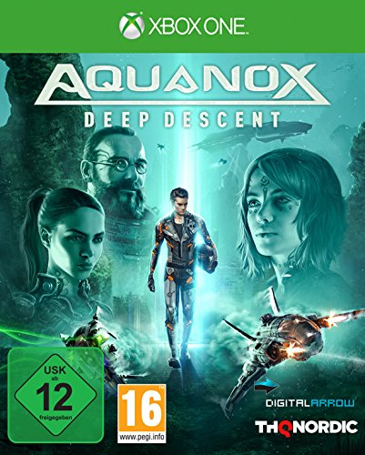 Aquanox Deep Descent [Xbox One]