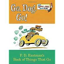 Go, Dog.Go! (Big Bright and Early Board Books)
