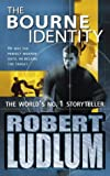 Book cover for The Bourne Identity