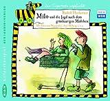 Milo und die Jagd nach dem gr?nhaarigen M?dchen, 2 Audio-CDs