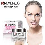 Crème anti-taches 50g / REAL PLUS Crème blanchissante pour la peau. 100% naturel !!! Réduit la pigmentation et crée un blanchiment profond de la peau et une réparation parfaite !!!