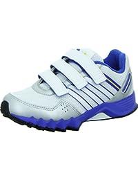 online store 2e047 6e91c adidas Adifaito CF K, Scarpe da corsa bambini Bianco runwhtsatel 35 EU