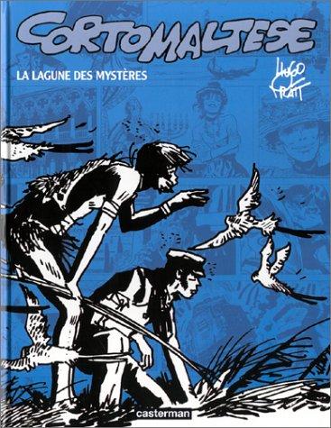Cortomaltese : La Lagune des mystères