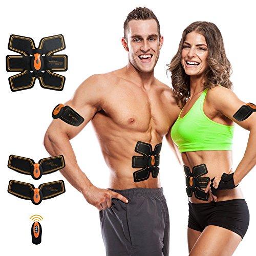 TZLong Vinnare Muscular Toner, Abdominal tonificación cinturón