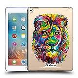Head Case Designs Offizielle P.D. Moreno Loewe Tiere Soft Gel Hülle für iPad Pro 9.7 (2016)