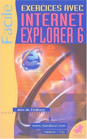 Explorer 6 : Cahier d'exercices par Virga