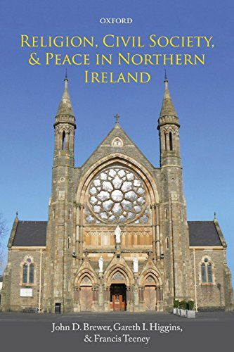 Religion, Civil Society, and Peace in Northern Ireland por John D. Brewer