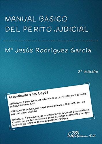 Manual básico del perito judicial.