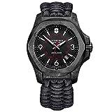Victorinox Mens Digital Quartz Watch with Textile Strap 241776