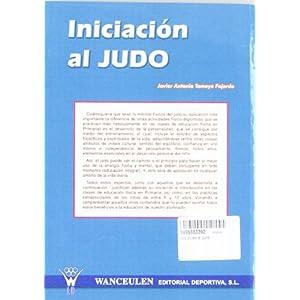 Iniciación Al Judo