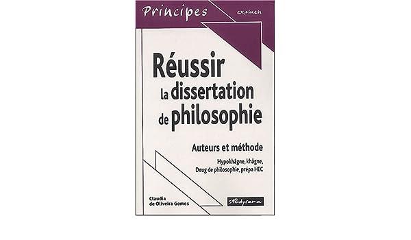 méthodologie dissertation français hypokhagne