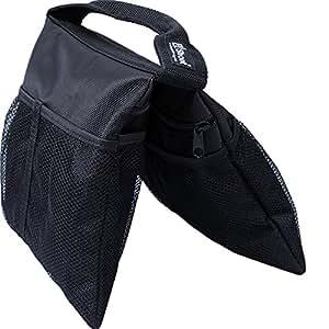 2 en 1 sac de rangement et contre poids poids sac de sable sac de sable r sistant pour la. Black Bedroom Furniture Sets. Home Design Ideas