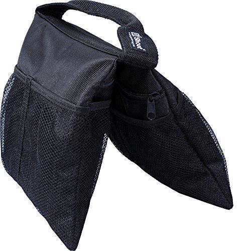 2-in-1-Stuff Sack und Counter-Balance Gewicht Sandsack Schwerlast Sand Tasche für die Fotografie Kamera Stativ Foto Studio Light Stand Boom -