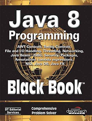 Black book ebook java