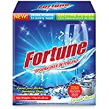 Fortune Dishwasher Detergent 1 Kg - Compatible with All Dishwasher Brands