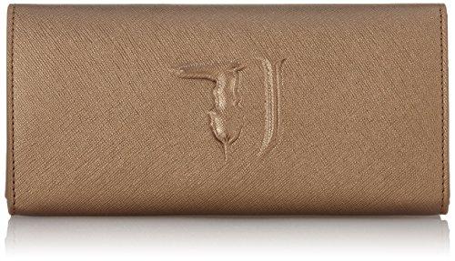 Trussardi Jeans Ischia Portamonete, 22 cm, Bronze