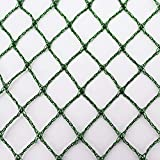 Aquagart® Teichnetz, 10m x 8m, dunkelgrün, engmaschig: Maschenweite 15mm x 15mm, Laubnetz, Teichabdecknetz, Vogelabwehrnetz, Reihernetz robust