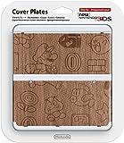 New Nintendo 3DS Zierblende 010 (Holz-Optik)