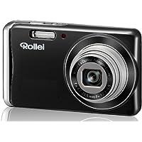 Rollei Powerflex 450 Digitalkamera (14 Megapixel, 5-fach opt. Zoom, 6,8 cm (2,4 Zoll) Display, bildstabilisiert) schwarz