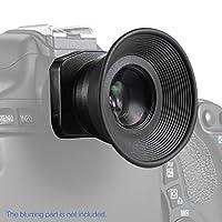 Cette loupe de viseur X 1.51 est spécialement conçu pour les photographes DSLR. Rendre pratique et clair pour le photographe qui sont avec des lunettes aux scènes spots.Spécifications : Grossissement : 1,51 X Taille : 3.5 * 3,2 * 2,2 cm / 1,4 * 1.3 *...