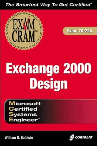 MCSE Exchange 2000 Design Exam Cram por C. Gillette