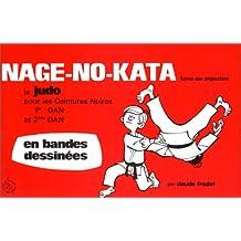 Nage-no-kata en bandes dessinées. Le Judo pour les ceintures noires