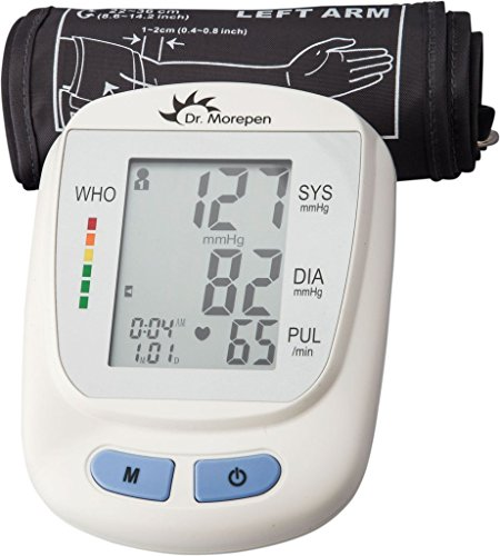 Dr. Morepen Blood Pressure Checking Machine One Bp09
