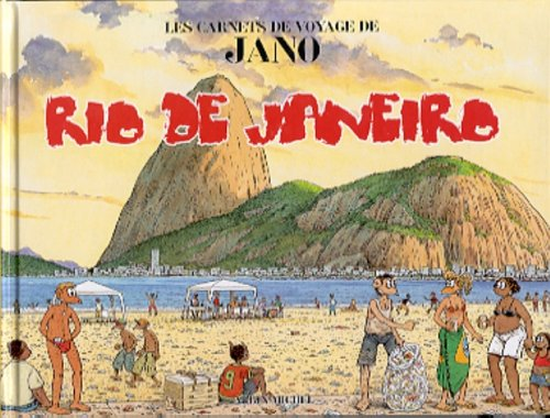 Les Carnets de voyage de Jano : Rio de Janeiro