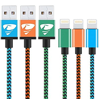 iPhone Charger Cable Aioneus Lightning Cable