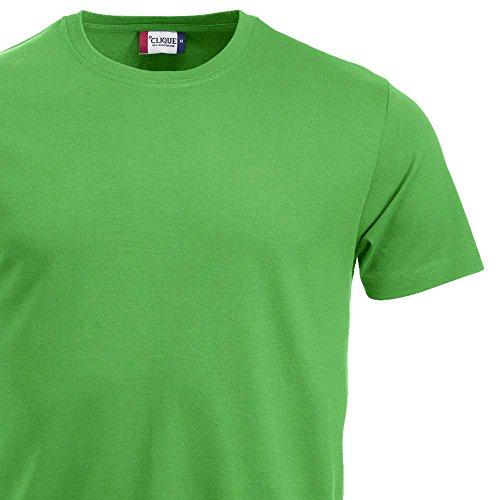 Clique Herren T-Shirts New Classic asche (92)