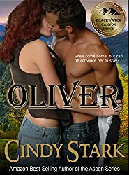 OLIVER: Western Contemporary Romance (Blackwater Canyon Ranch Book 2)