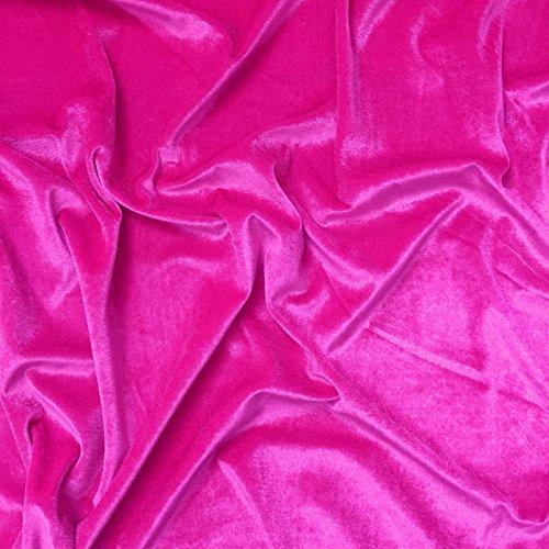 Weich Velours Stoff, Kleid, Dance, Kostüm, Abend-150cm breit (Pro Meter) ()