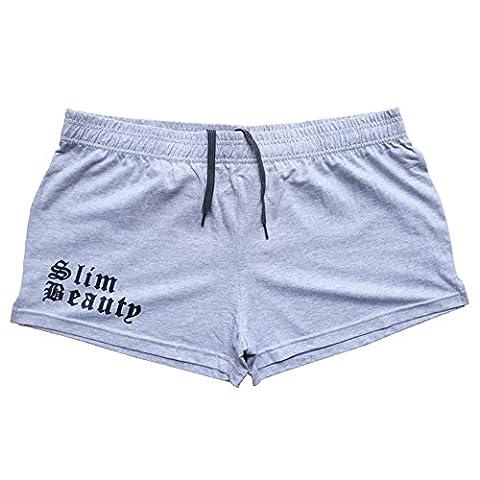Alivebody Sport masculin Bodybuilding Shorts 3