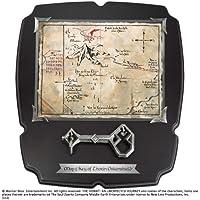 Noble Collection - Il Signore Degli Anelli: Chiave e Mappa di Thorin