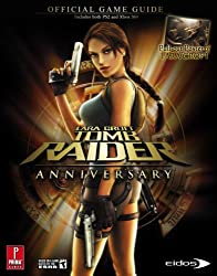 Lara Croft Tomb Raider Anniversary (XBOX360, PS2)