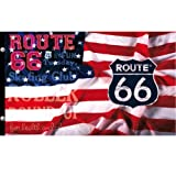 Route 66 Flagge