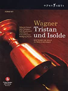 Wagner, Richard - Tristan und Isolde [3 DVDs]