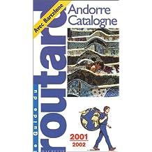 Barcelone - Catalogne - Andorre 2001-2002