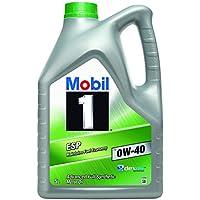Mobil 1 FS 0W40 154150 Motorenöl Synthetic, Gold, 5L
